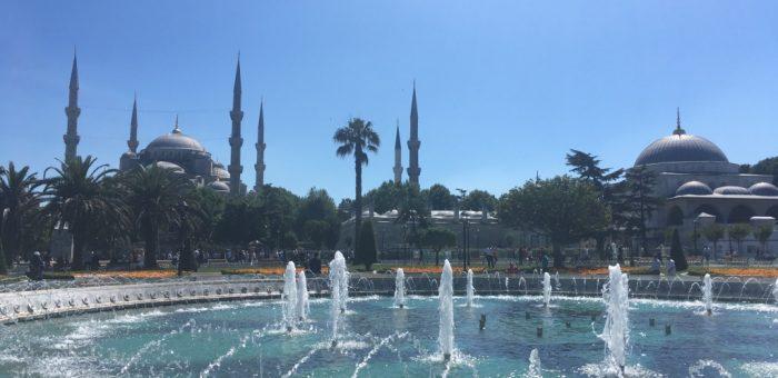 Estambul (Turquía), 2017