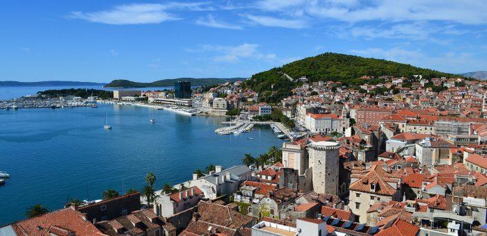 Split (Croacia), 2018