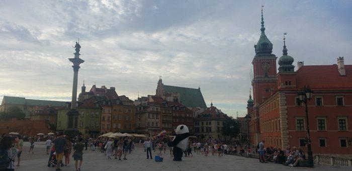 Varsovia (Polonia), 2017